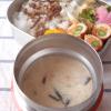 ツナのピリ辛スープでお弁当