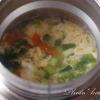 和風卵スープでお弁当