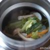 スープジャー弁当 千代の一番の野菜ブイヨン「香澄(かすみ)」を使ったレシピ 無添加の野菜だし