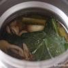 スープジャー弁当  奥薗スープレシピをベースにして冷蔵庫にある野菜でアレンジ