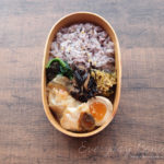 タラの味噌焼き弁当