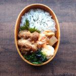 鶏肉の味噌ゴマ焼き弁当