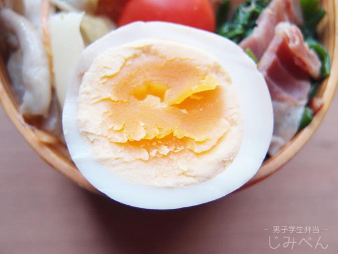 めんつゆ漬け卵