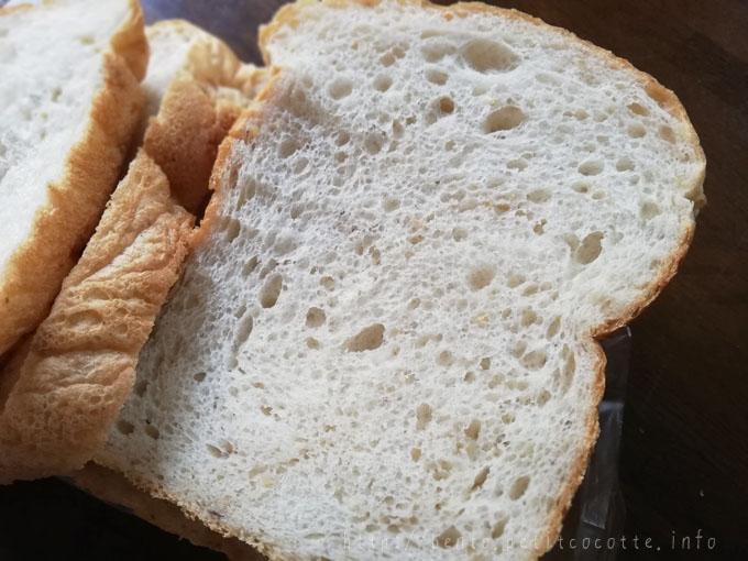 パンネル風食パン